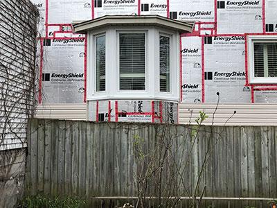 Exterior Insulation Toronto
